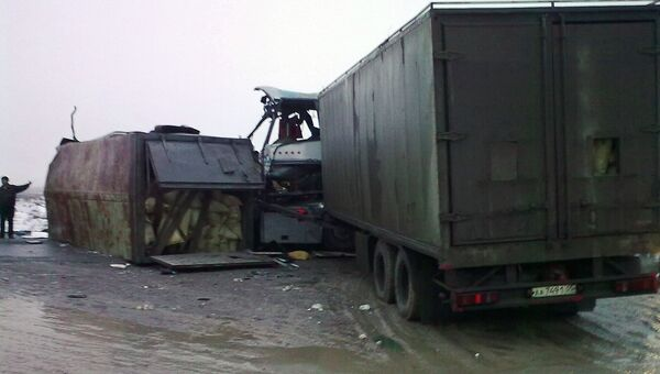 ДТП в Светлоярском районе Волгоградской област