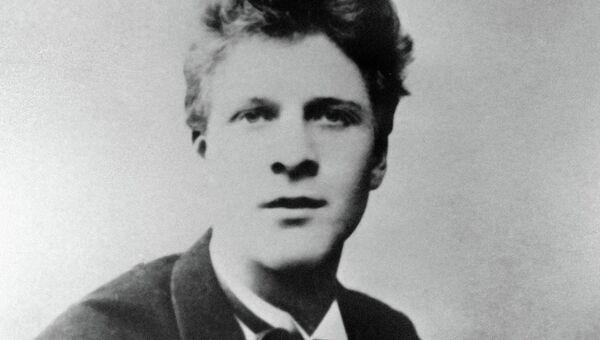 Русский певец Федор Иванович Шаляпин