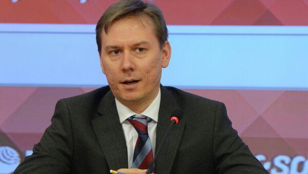 Максим Филимонов. Архивное фото