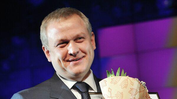 Сергей Капков на церемонии вручения национальной премии Серебряный Лучник