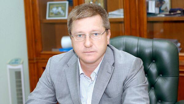 Депутат заксобрания Кировской области Олег Березин