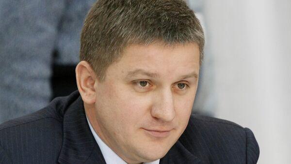 Председатель Правления ОАО РусГидро Евгений Дод. Архив