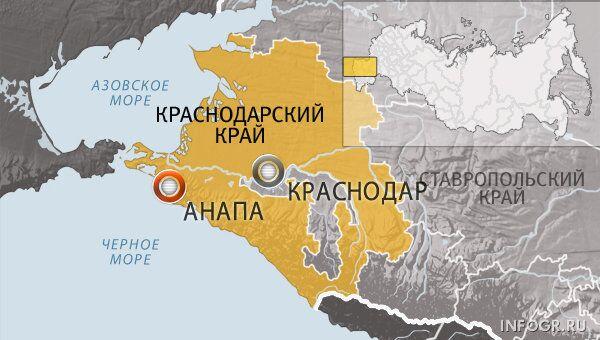 Анапа, Краснодарский край