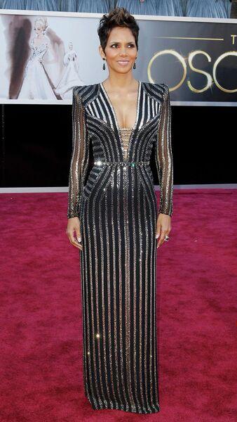 Холли Берри на 85-й церемонии вручения премии Оскар