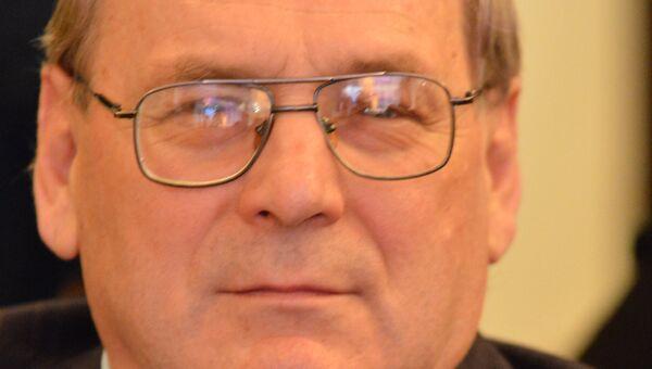 Председатель комитета по тарифам Республики Алтай Сергей Романов