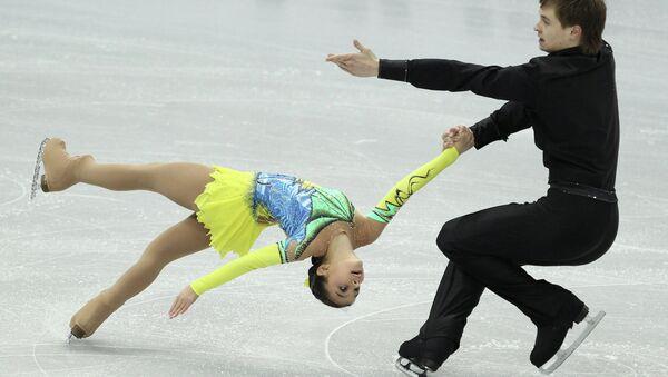Лина Федорова и Максим Мирошкин. Архивное фото