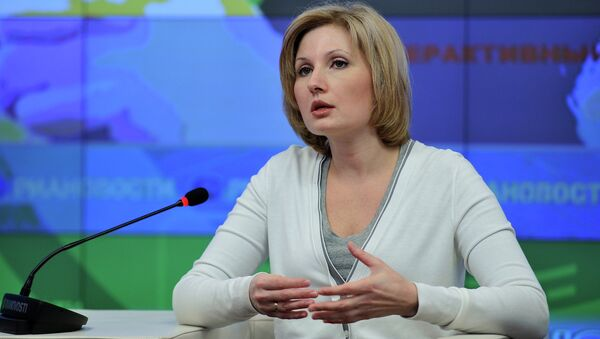 Заместитель председателя думского комитета по вопросам семьи, женщин и детей Ольга Баталина