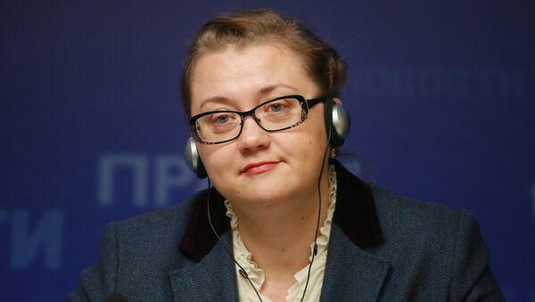 Доцент кафедры народонаселения экономического факультета МГУ Ирина Калабихина