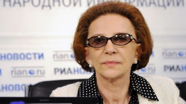 Тамара Морщакова, архивное фото