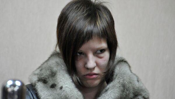 Заседание Брянского суда по делу об убийстве Ани Шкапцовой