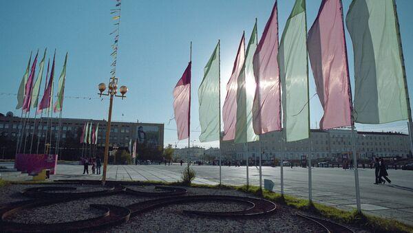Город Якутск. Архивное фото