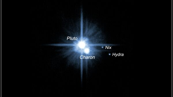 Плутон и его спутники