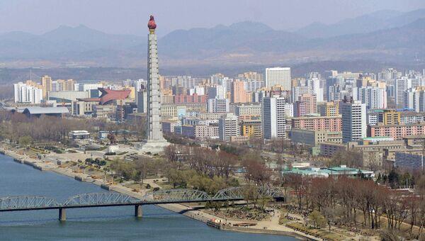 Пхеньян. Архив