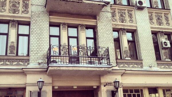 Здание Российской государственной Цирковой Компании (Росгосцирк)