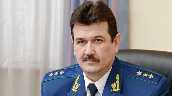 Заместитель Генерального прокурора Российской Федерации Сергей Зайцев