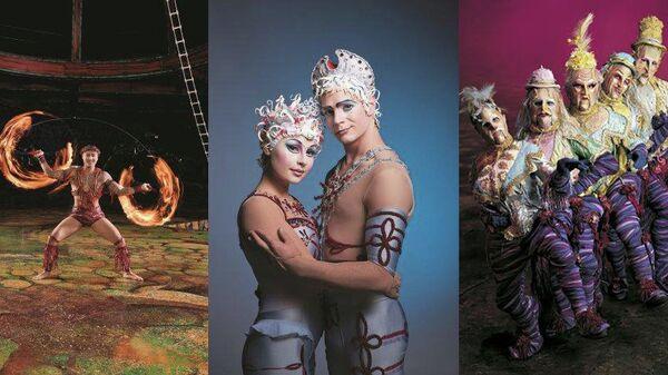 Персонажи шоу Cirque du Soleil, Alegría
