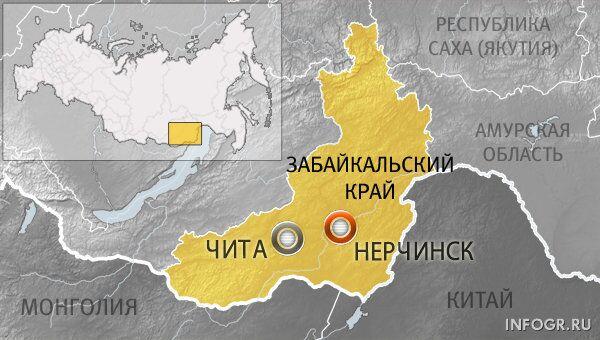 КамАЗ столкнулся с легковушкой в Забайкалье, 5 человек погибло