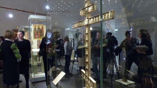 Музей Московского Кремля. Архивное фото