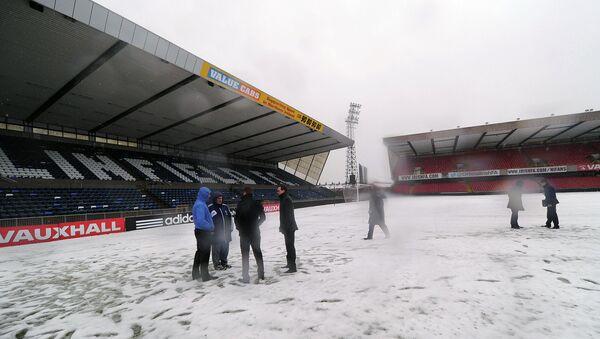 Стадион Виндзор Парк в Белфасте