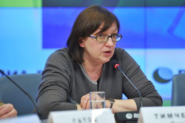 Галина Тимченко