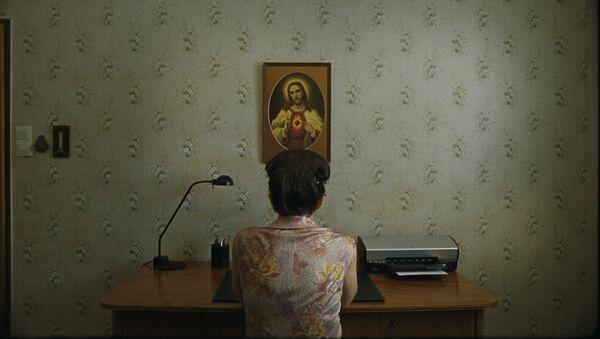 Кадр из фильма Рай.Вера