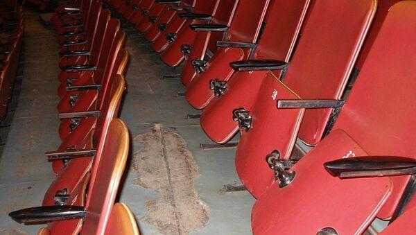 Владивостокский цирк - 40 лет без ремонта