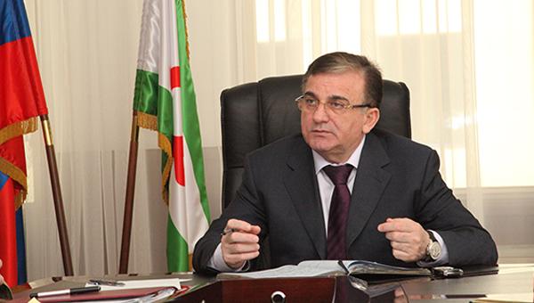 Председатель правительства Ингушетии Муса Чилиев