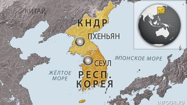 КНДР и Республики Корея