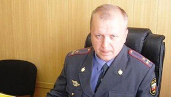 Начальник ГИБДД по Иркутской области Сергей Панченко