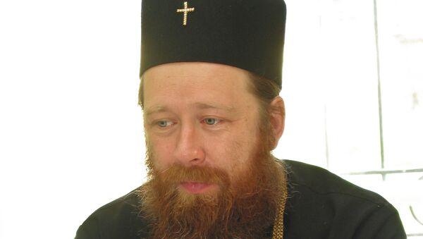 Митрополит Томский и Асиновский Ростислав
