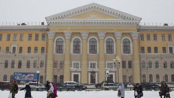 Томский университет автоматизированных систем управления и радиоэлектроники (ТУСУР)