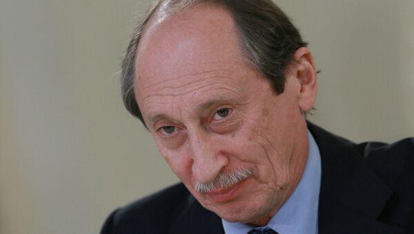 Валентин Балахничев. Архивное фото