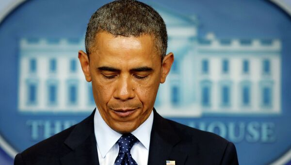 Обращение Барака Обамы к нации после взрывов в Бостоне