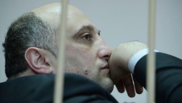 Первый заместитель губернатора Новгородской области Арнольд Шалмуев. Архивное фото