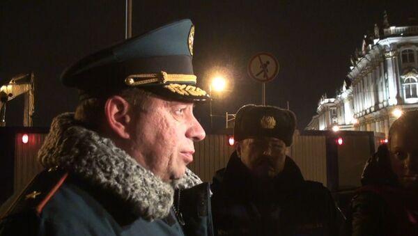Алексей Аникин, первый заместитель начальника ГУМЧС по Петербургу