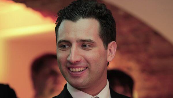 Вице-президент по маркетингу и развитию бизнеса ХК СКА Роман Ротенберг
