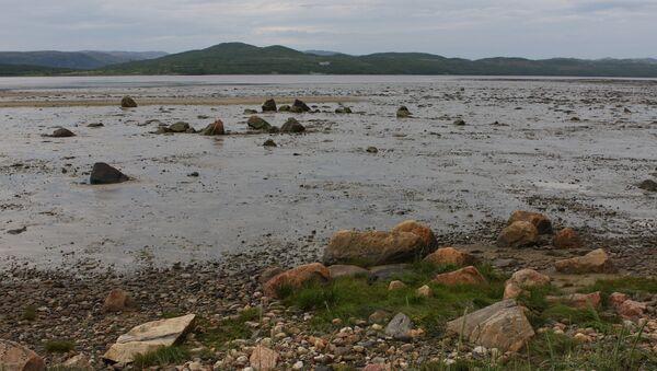 Полуостров Рыбачий на крайнем севере Кольского полуострова