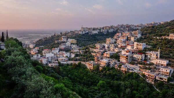 Виды города Хальба, находящегося на севере Ливана. Архивное фото
