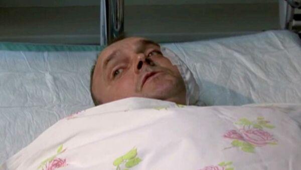 Раненый майор Седых рассказал, как задерживал белгородского стрелка