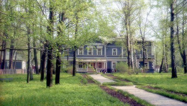 Государственный дом-музей П. И. Чайковского. Архивное фото