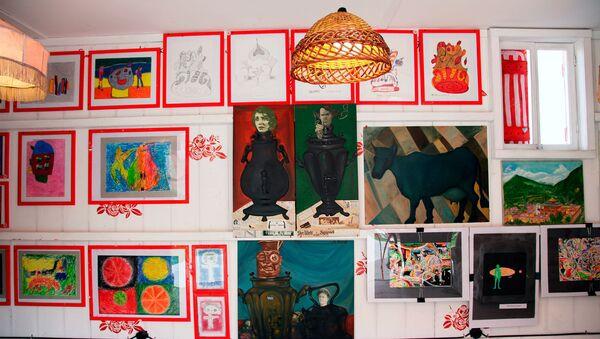 Музей всего. Выставка No.5 в Гараже