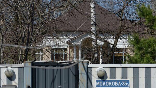 Дом балерины Анастасии Волочковой
