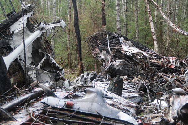 В Свердловской области найдены обломки пропавшего самолета Ан-2