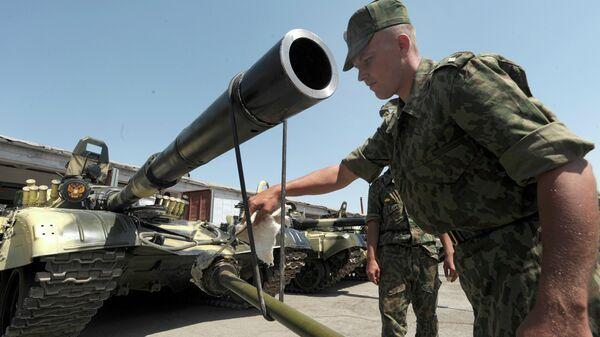 201-я Гатчинская дважды Краснознамённая военная база в Таджикистане