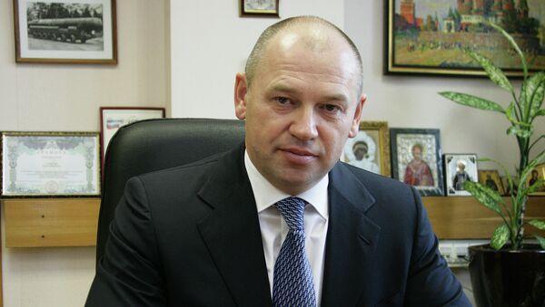 Сергей Ладыгин, архивное фото