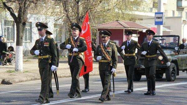 День Победы в Костроме