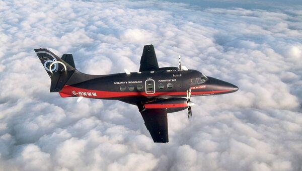 Самолет Jetstream компании BAE System