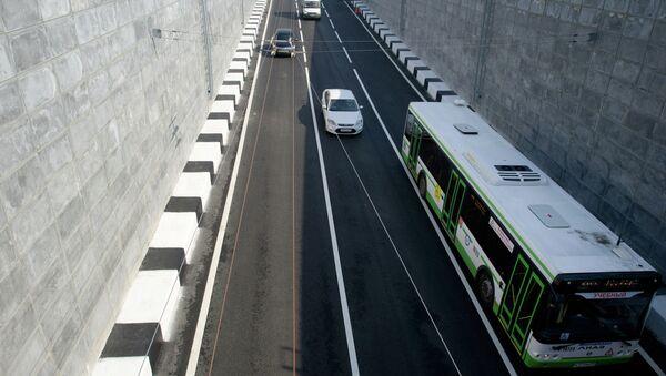 Автобус, архивное фото