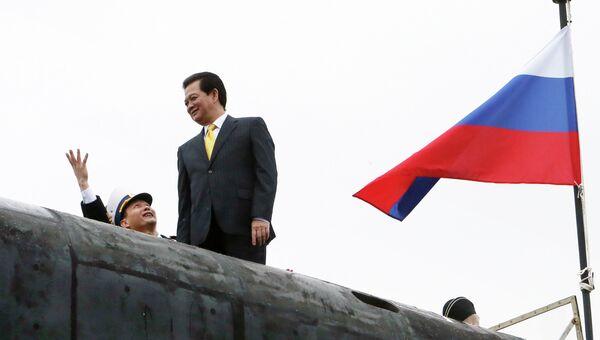 Премьер-министр Вьетнама посетил Калининградскую область
