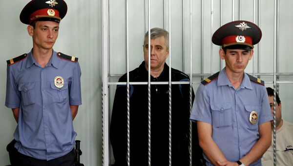 Заседание суда по делу о наводнении в Крымске